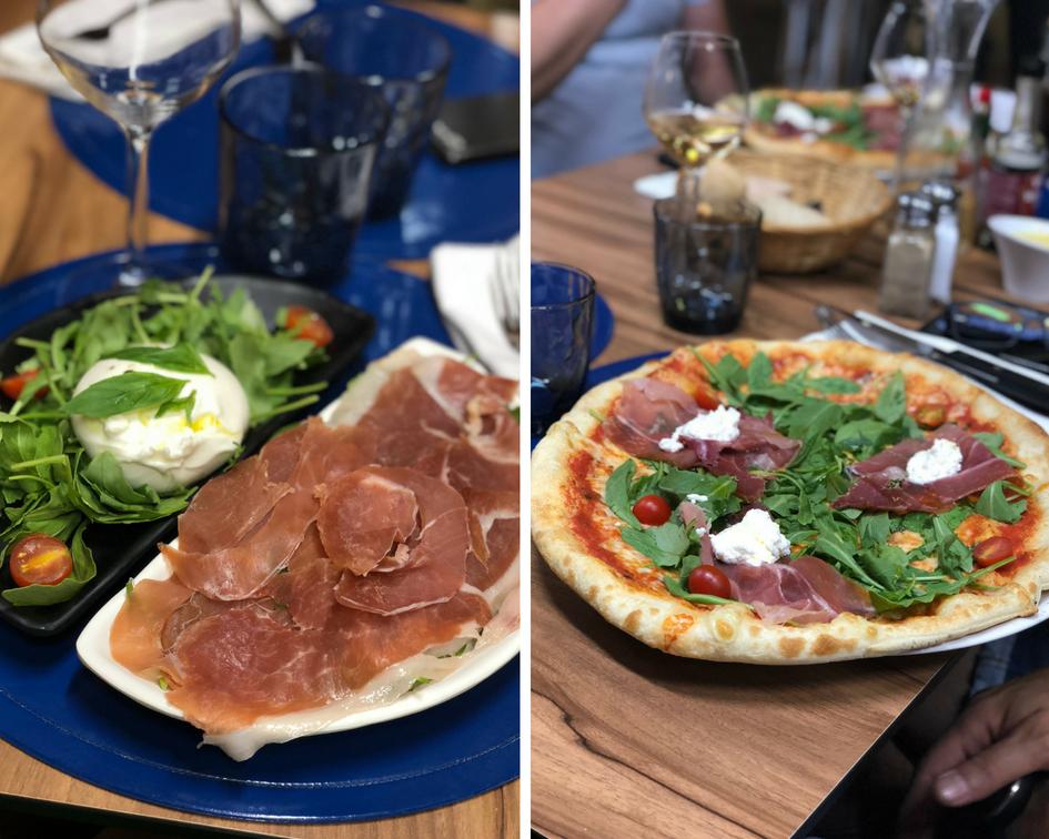 Restaurant Italien Nice