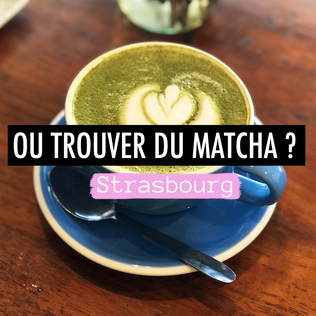 café à Strasbourg